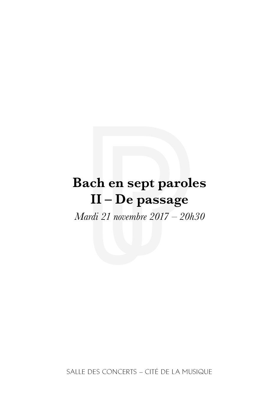 Raphael Pichon & Ensemble Pygmalion - Bach Cantatas & Other Vocal
